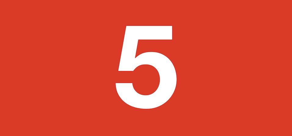 The TOP 5 Reasons to include NATRAflex Premium Velvet Antler in your daily diet.
